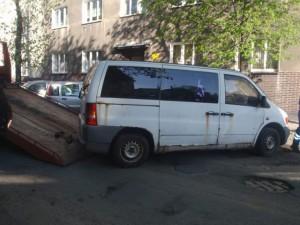 złomowanie auta stargard